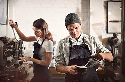 Открыть кофейню и зарабатывать